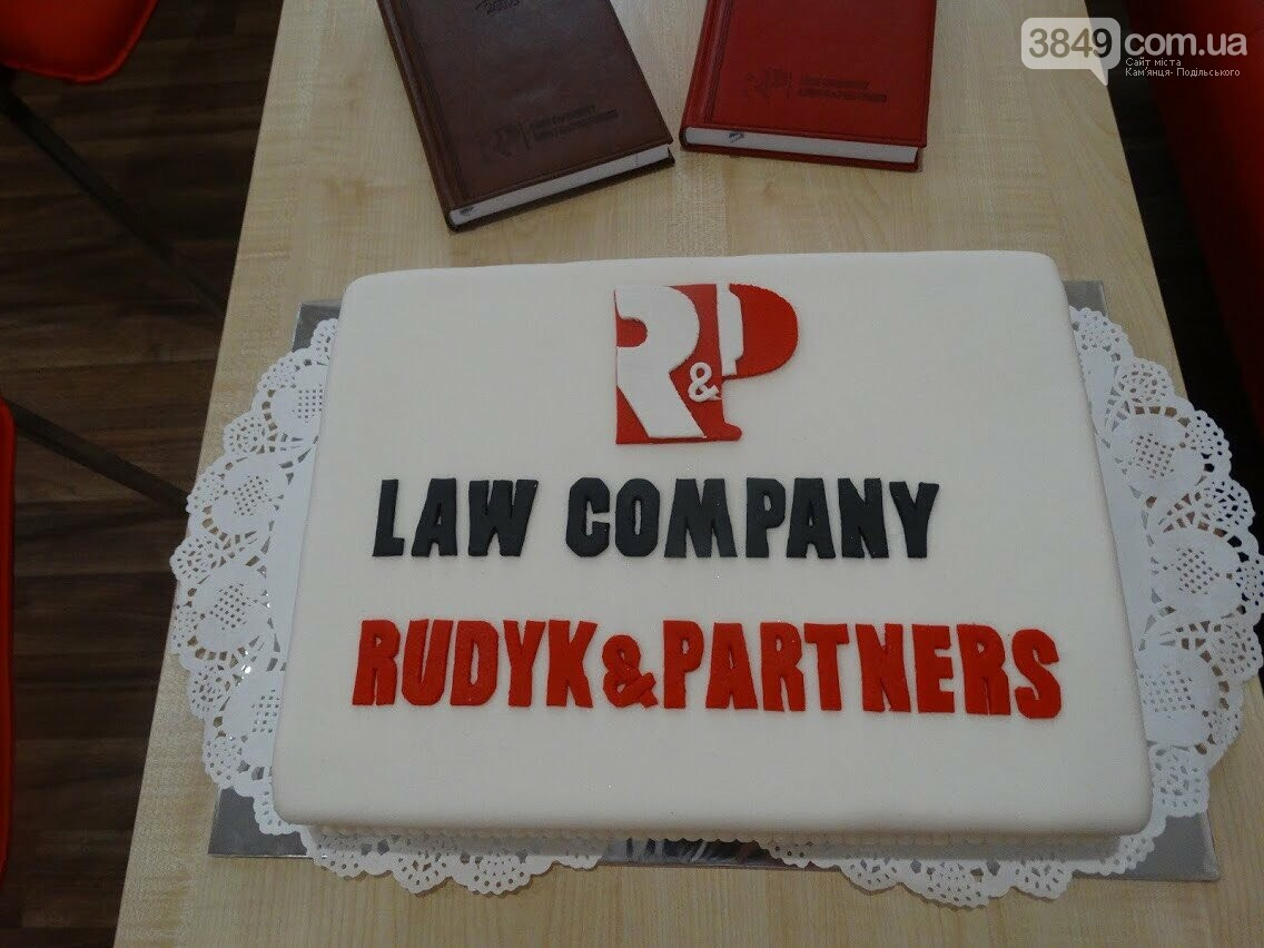 Правовий захист агробізнесу. У Кам'янці відкрилась перша юридична компанія «RUDYK&PARTNERS», фото-1