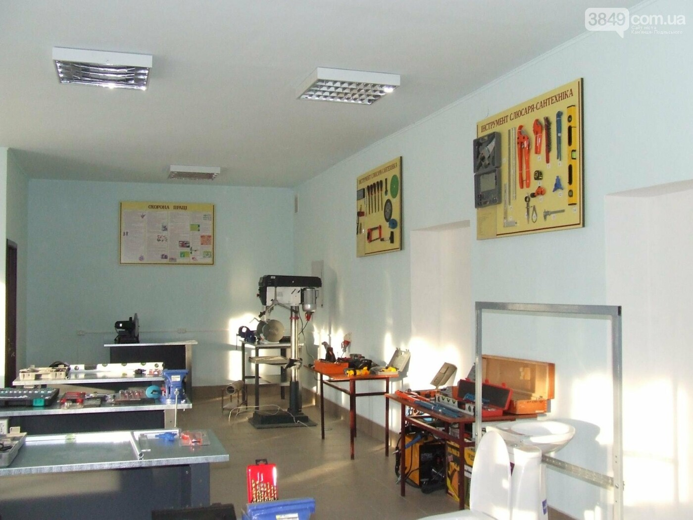 У Кам'янці відкрили навчально-практичний центр вартістю майже 600 тисяч гривень, фото-16