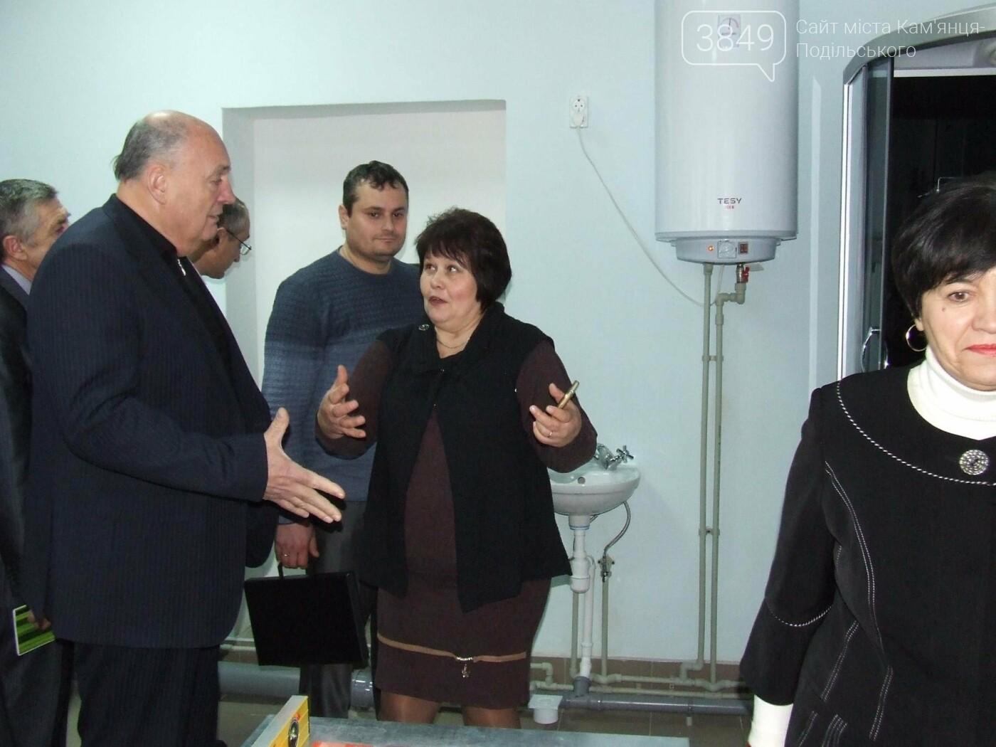 У Кам'янці відкрили навчально-практичний центр вартістю майже 600 тисяч гривень, фото-25