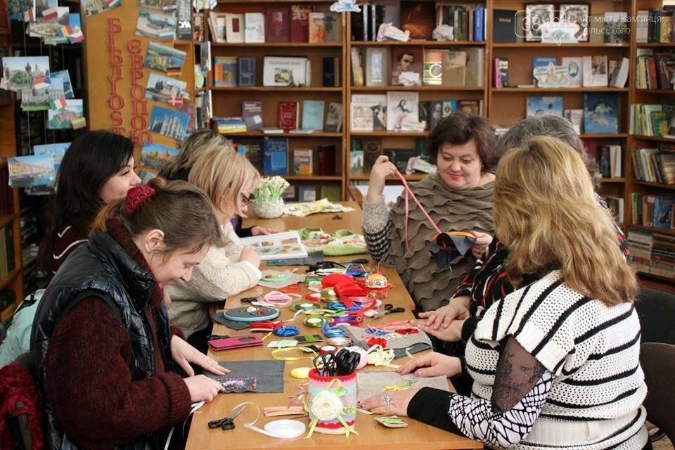 У Кам'янці функціонує клуб творчої майстерні «Нота натхнення», фото-1
