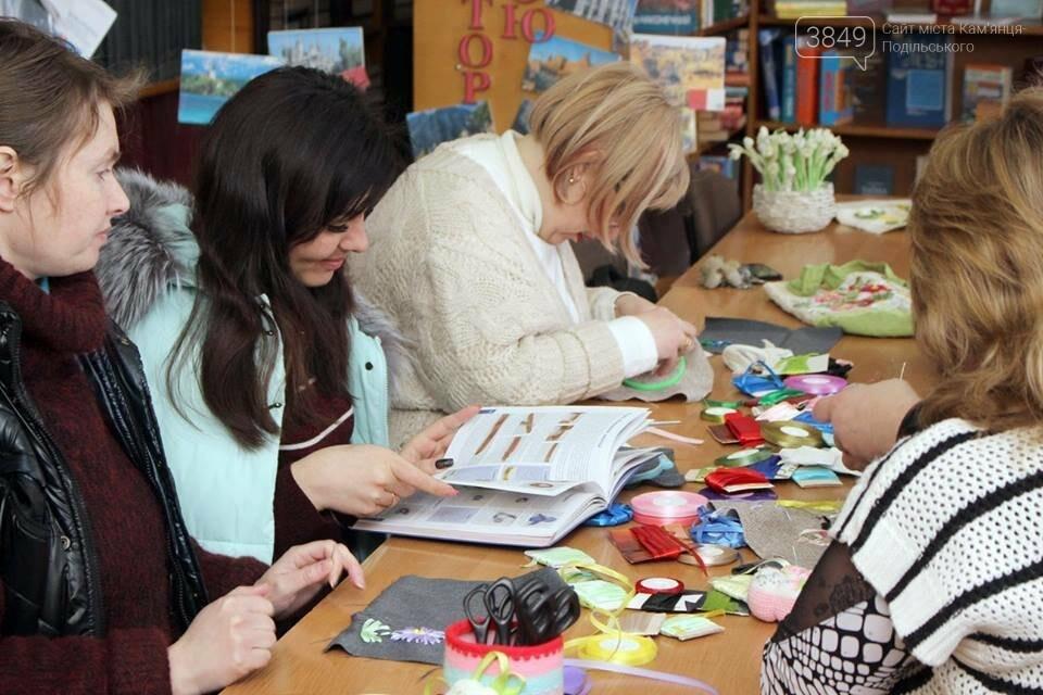У Кам'янці функціонує клуб творчої майстерні «Нота натхнення», фото-2
