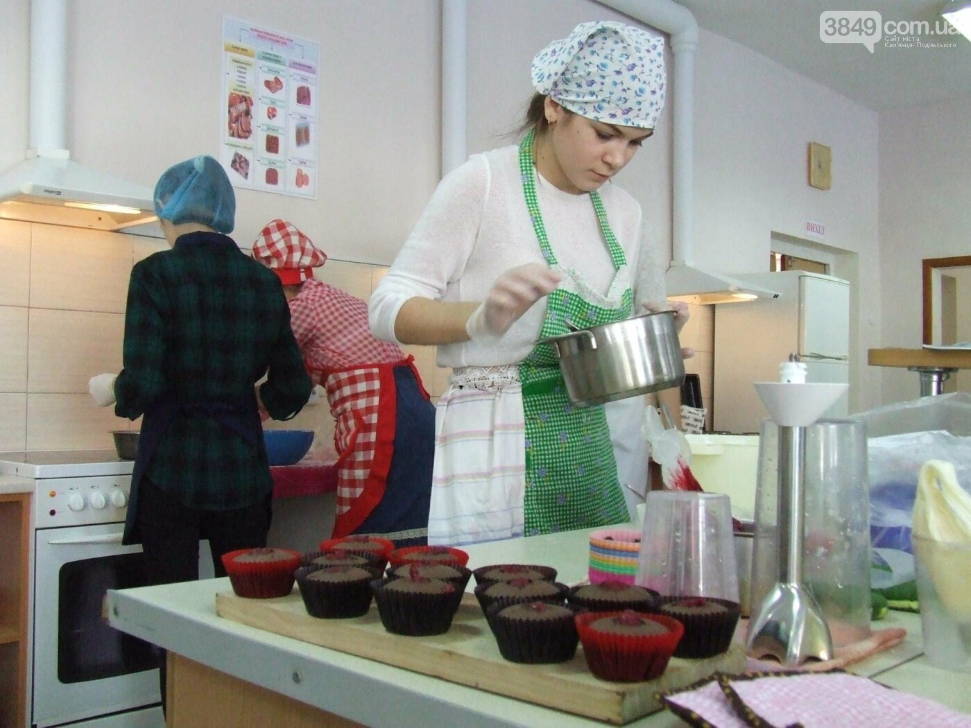 У Кам'янці стартувала Всеукраїнська учнівська олімпіада з трудового навчання , фото-5