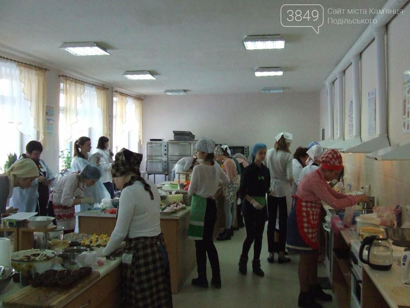 У Кам'янці стартувала Всеукраїнська учнівська олімпіада з трудового навчання , фото-6