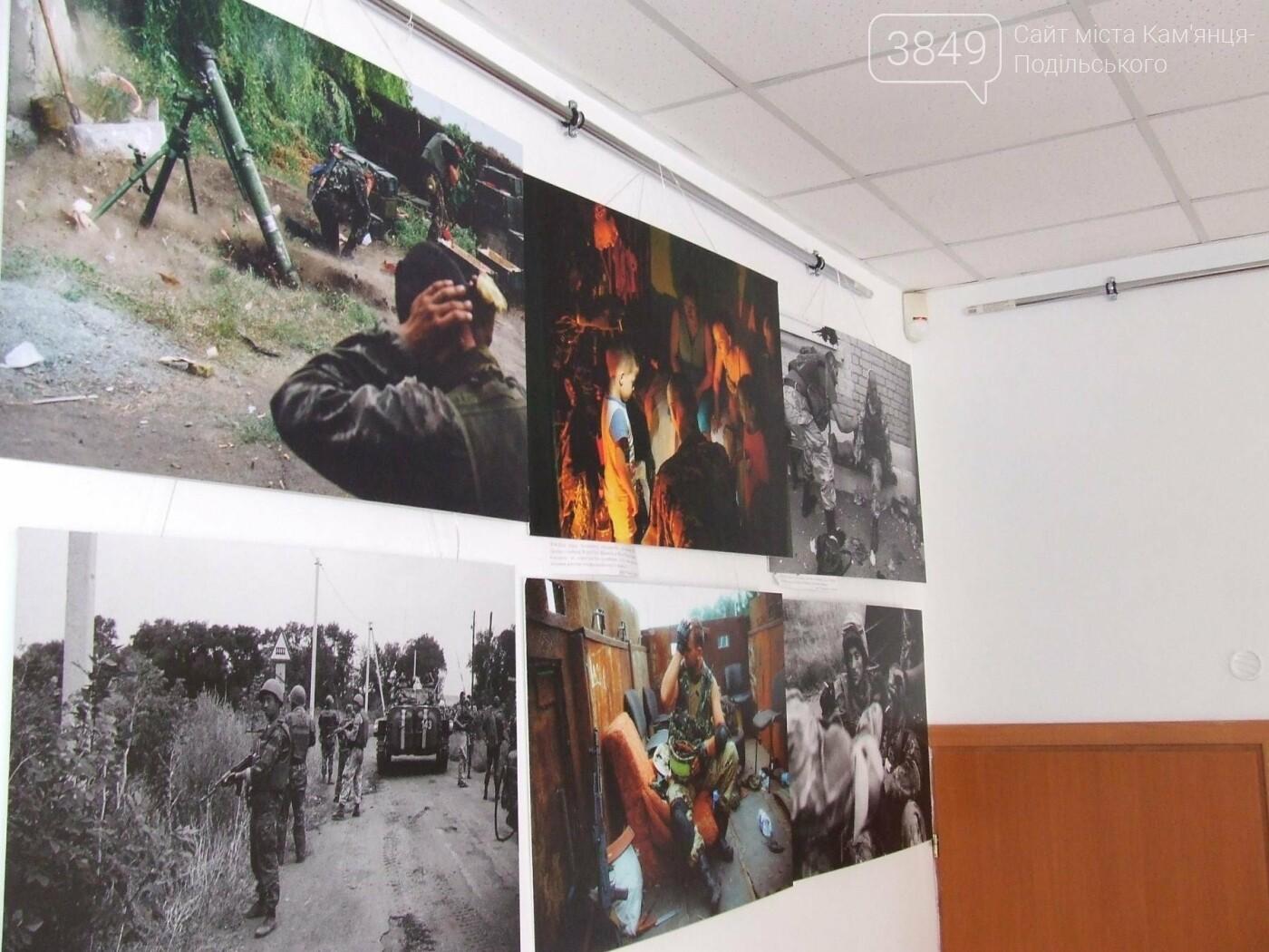 """У Кам'янці відкрито виставку """"Іловайськ - 2014"""", фото-9"""