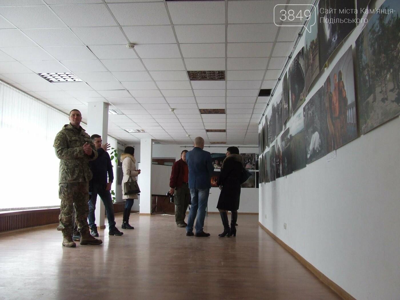 """У Кам'янці відкрито виставку """"Іловайськ - 2014"""", фото-11"""