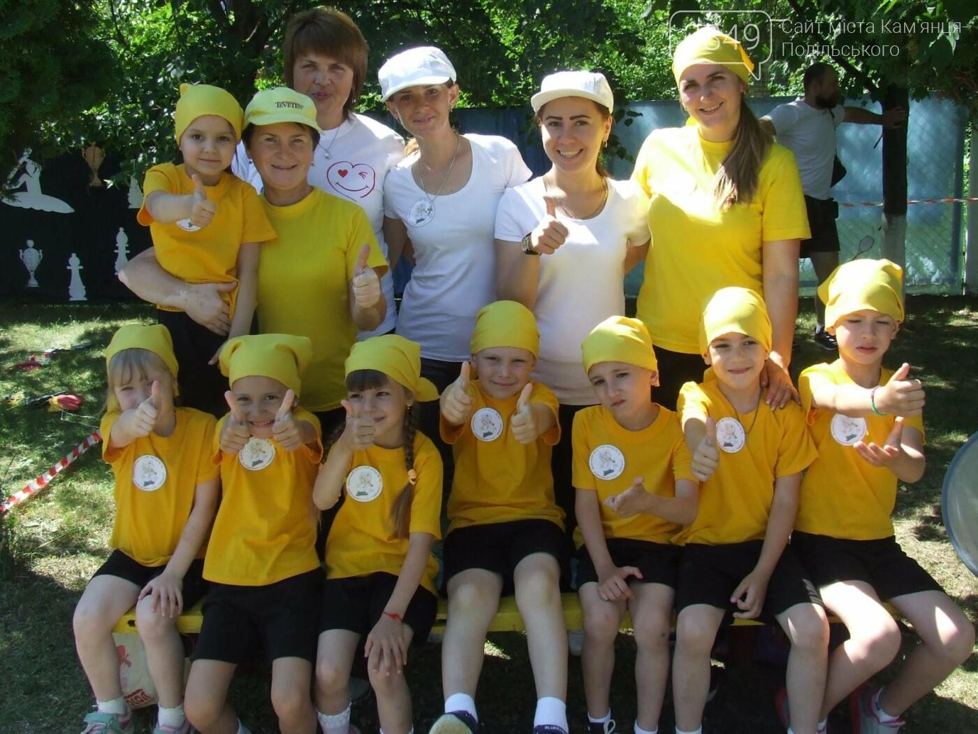 Як кам'янецькі дошкільнята у Малі олімпійські ігри грали, фото-4