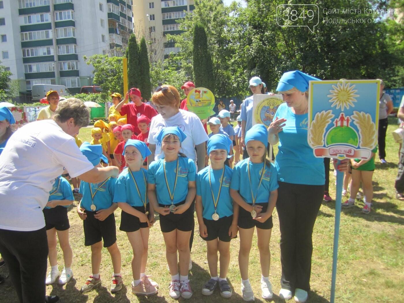 Як кам'янецькі дошкільнята у Малі олімпійські ігри грали, фото-16