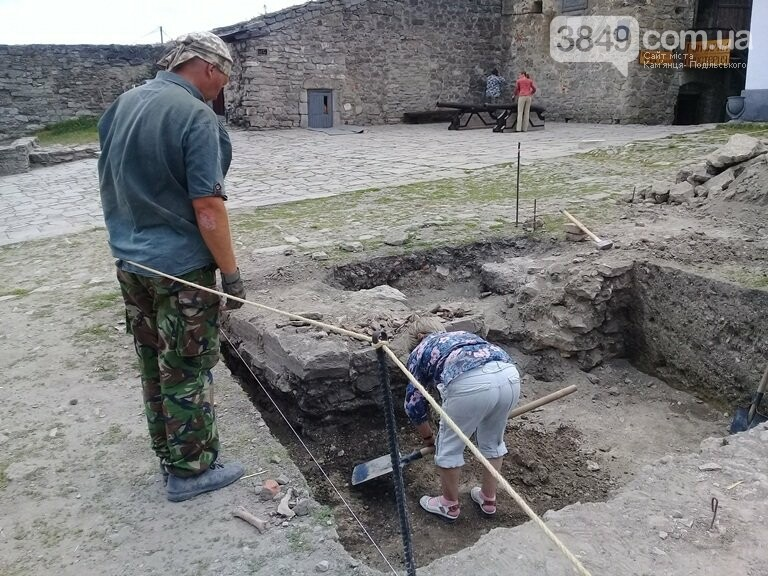 На території Старої фортеці знайдено 5 могил давньоруського періоду , фото-5