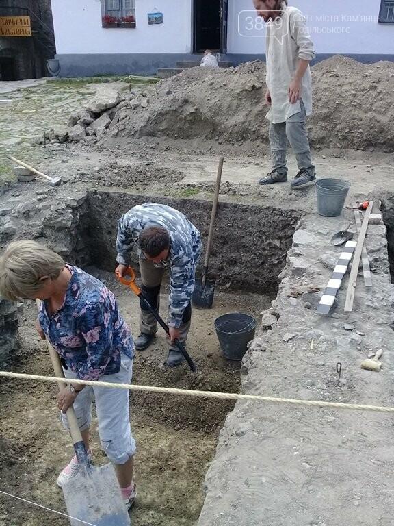 На території Старої фортеці знайдено 5 могил давньоруського періоду , фото-6