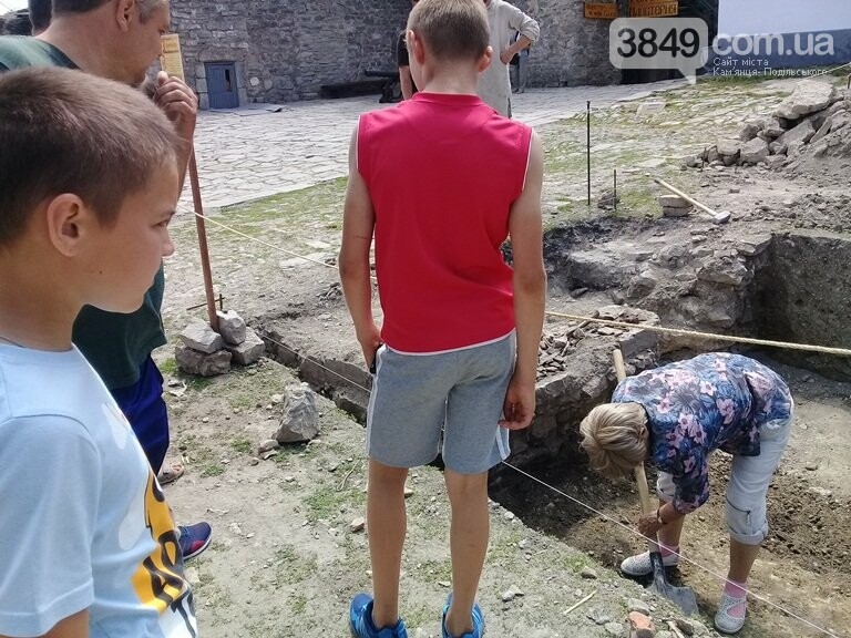 На території Старої фортеці знайдено 5 могил давньоруського періоду , фото-3