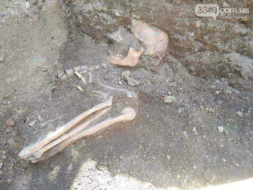 На території Старої фортеці знайдено 5 могил давньоруського періоду , фото-7