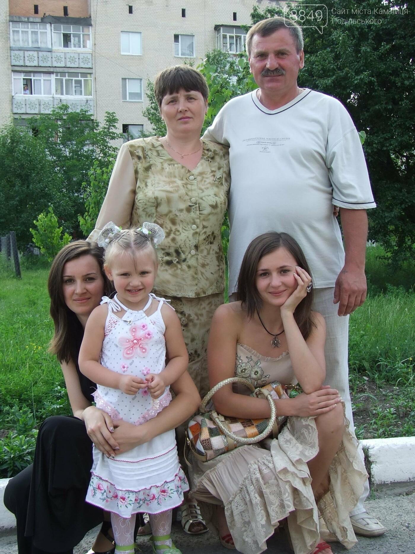 Рідні вітають Усову Ольгу з Днем народження, фото-5