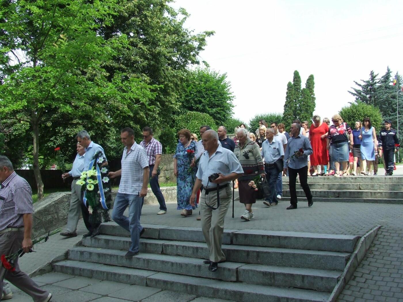 У Сквері танкістів вшанували пам'ять полеглих під час Другої світової війни, фото-2