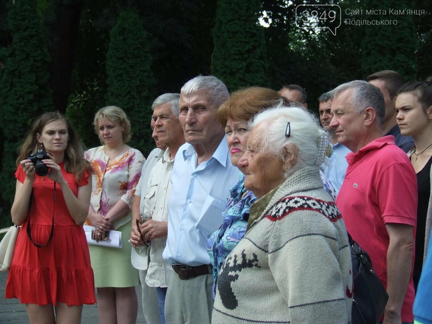 У Сквері танкістів вшанували пам'ять полеглих під час Другої світової війни, фото-14