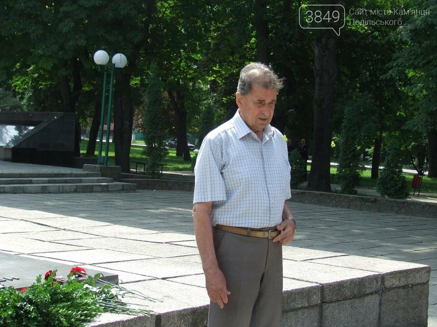 У Сквері танкістів вшанували пам'ять полеглих під час Другої світової війни, фото-19