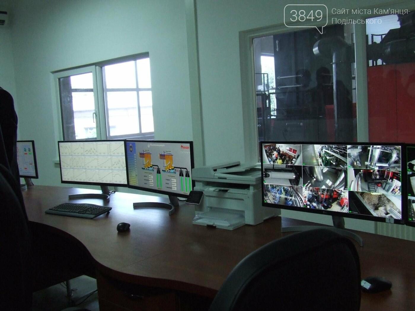 """""""Отопити, може й отопимо, та точно не заморозимо"""", або у Кам'янці відкрили новітню біо-теплоелектростанцію, фото-7"""