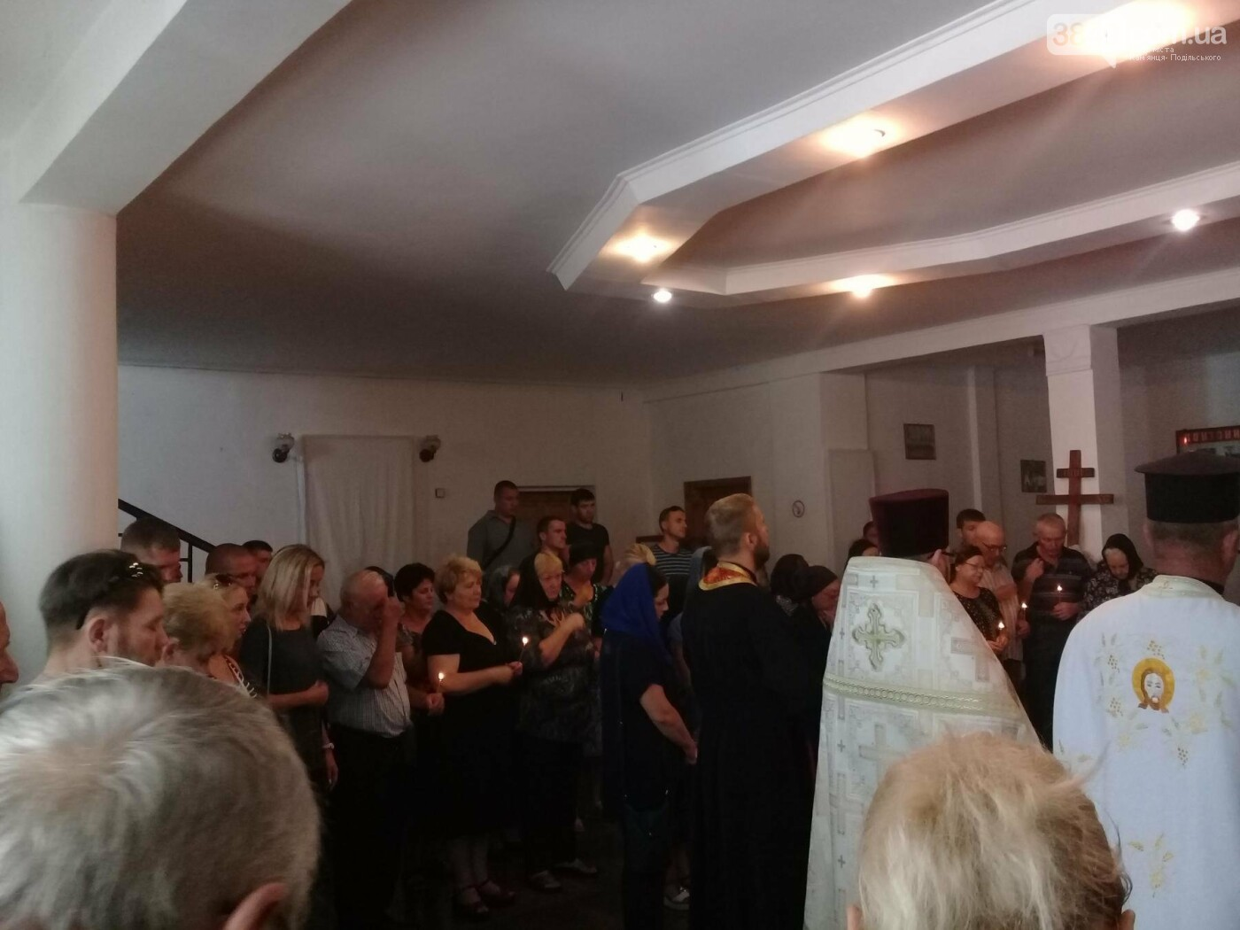 Кам'янчани попрощалися із загиблим на Сході Богданом Блінчуком, фото-4