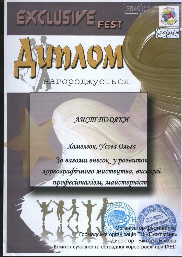 Юні кам'янецькі танцюристи завоювали чотири I місця та Гран-прі найбільшого фестивалю Західної України, фото-5