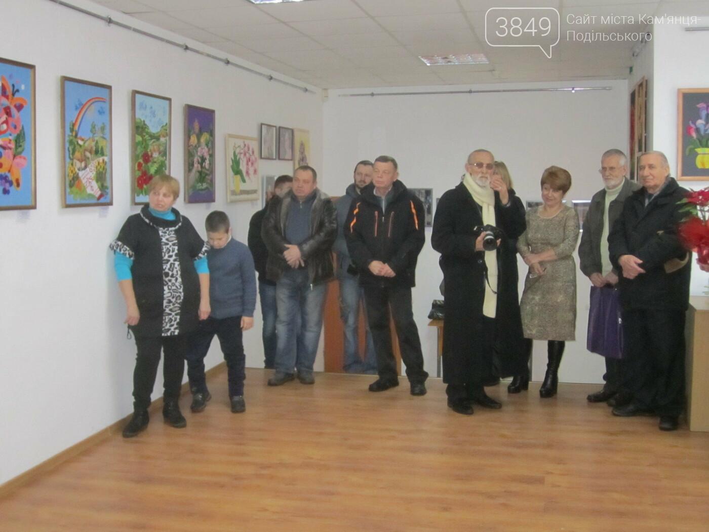 Юна Богдана Ільєва презентувала виставку гобеленів, фото-27