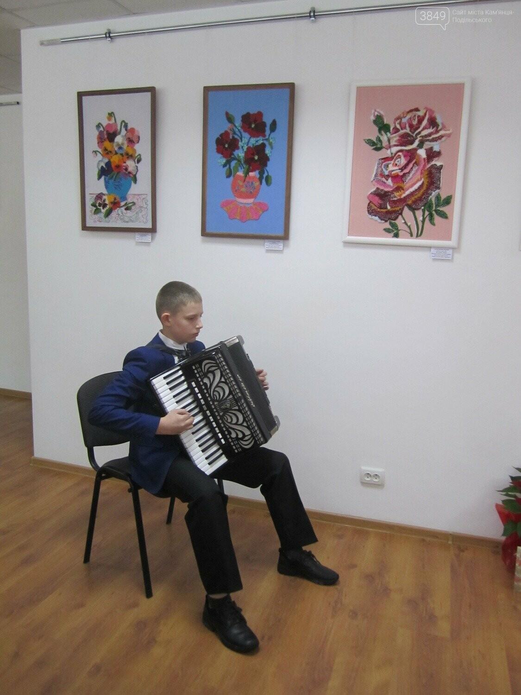 Юна Богдана Ільєва презентувала виставку гобеленів, фото-20