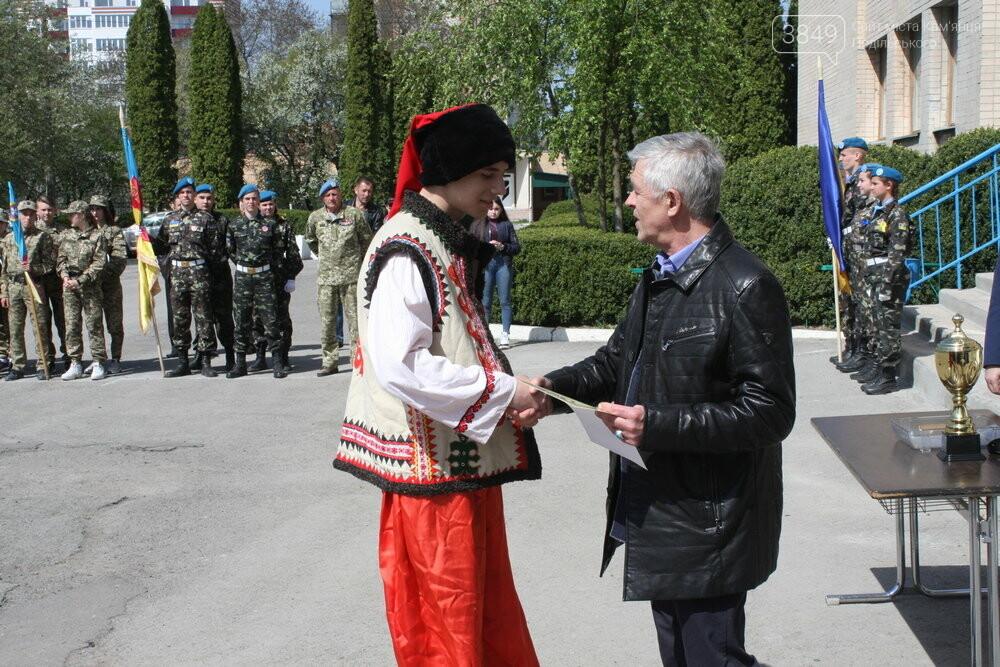 """Кам'янецькі школярі підкорили військово-патріотичну гру """"Джура"""", фото-3"""