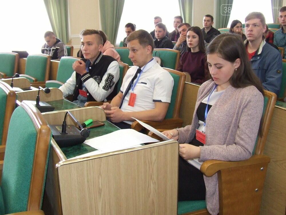 Кам'янецькі студенти зійшлись у дискусії на агродебатах, фото-1