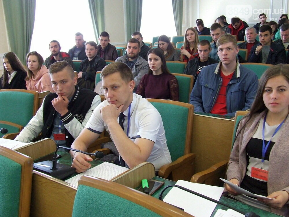 Кам'янецькі студенти зійшлись у дискусії на агродебатах, фото-5