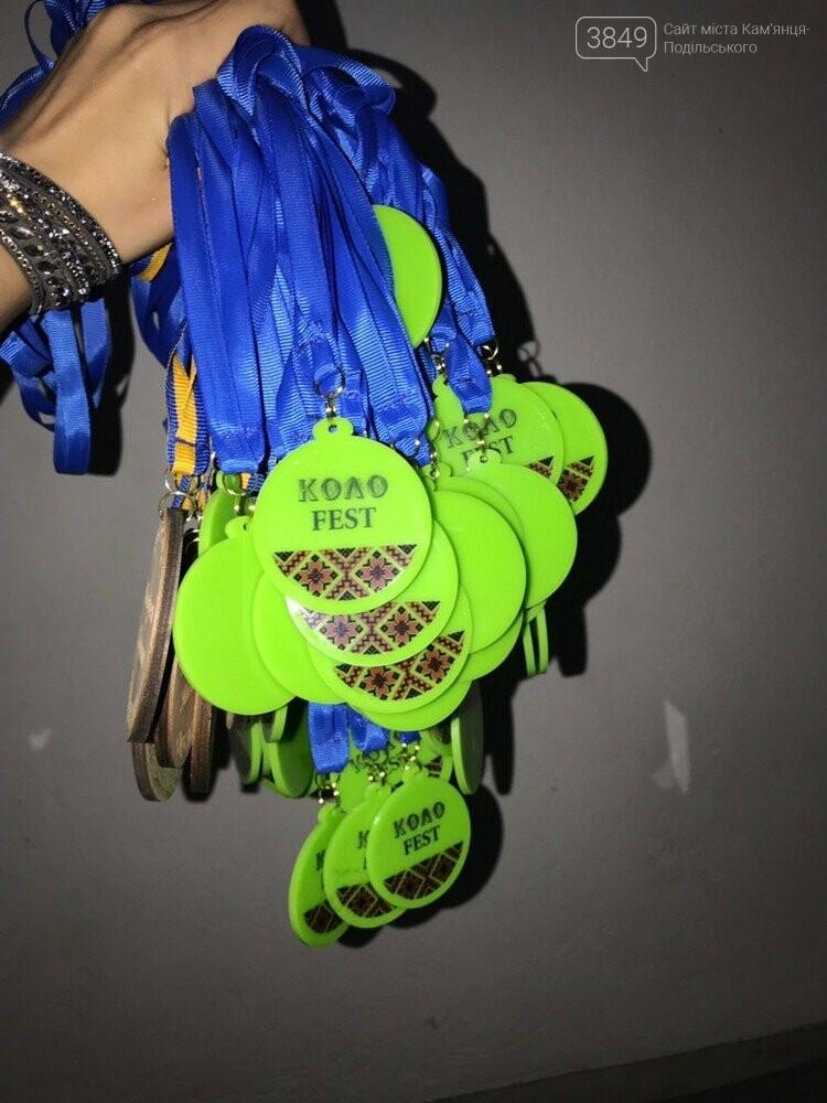Кам'янецькі танцюристи привезли Гран-прі з всеукраїнського фестивалю, фото-5