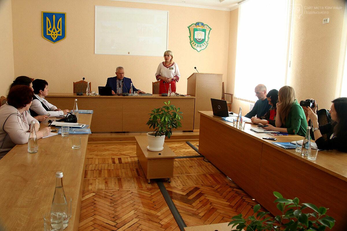 Ювілейна прес-конференція ректора ПДАТУ, фото-2