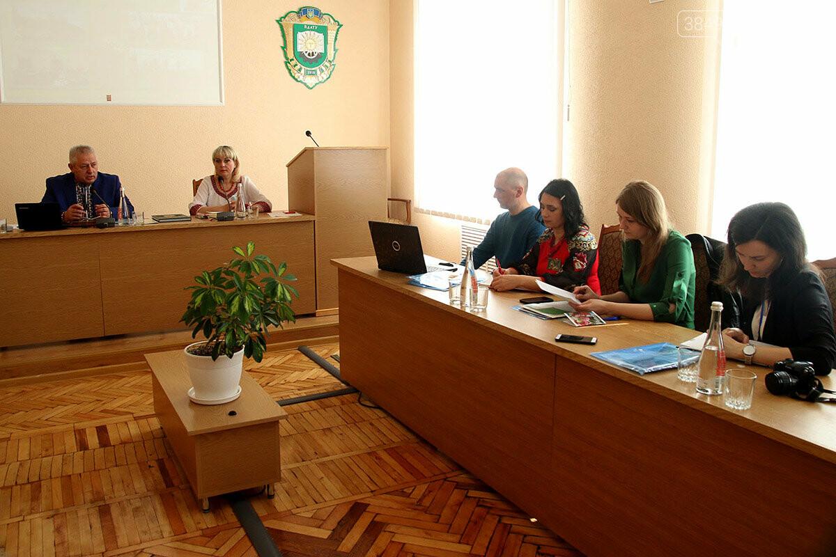 Ювілейна прес-конференція ректора ПДАТУ, фото-4