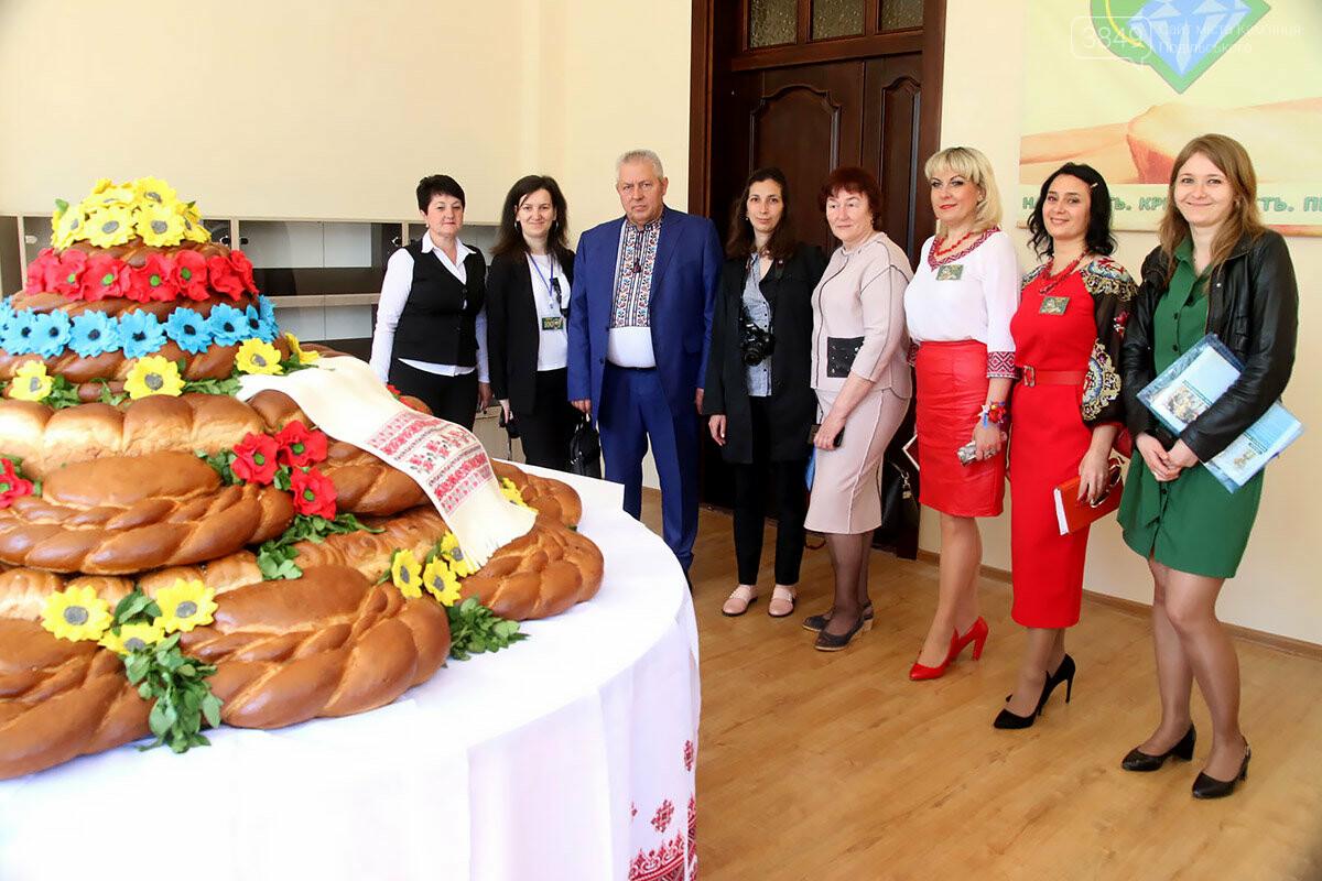 Ювілейна прес-конференція ректора ПДАТУ, фото-5