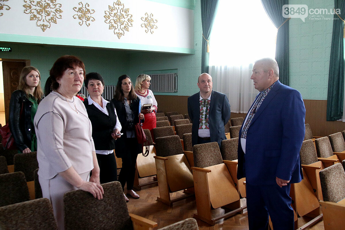 Ювілейна прес-конференція ректора ПДАТУ, фото-6