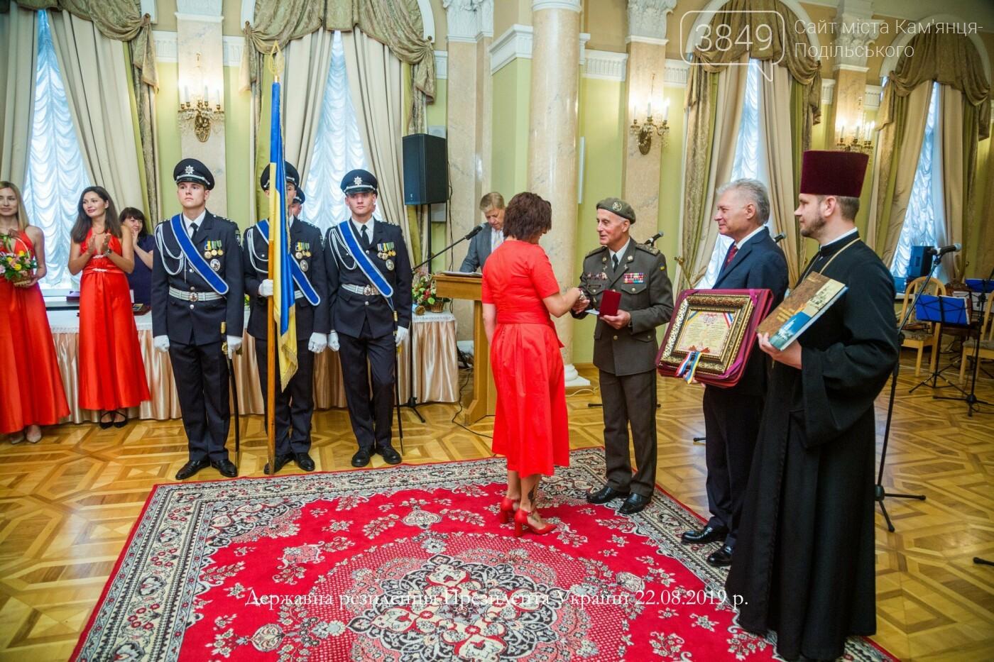 Лікар із Кам'янця-Подільського отримала найвищий міжнародний суспільний орден України, фото-1