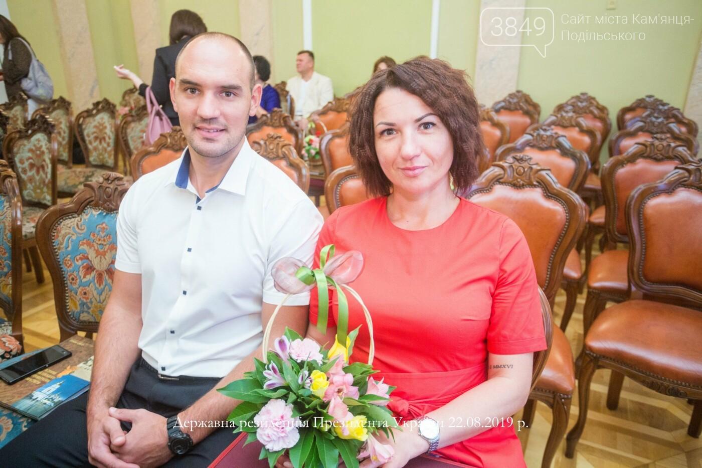 Лікар із Кам'янця-Подільського отримала найвищий міжнародний суспільний орден України, фото-8