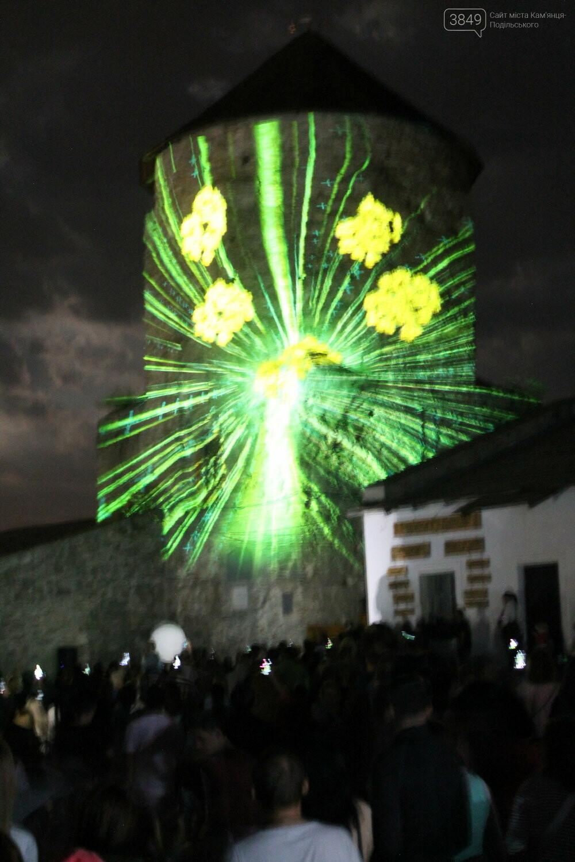 У Кам'янці-Подільському презентували грандіозне світлове 3D-шоу, фото-5