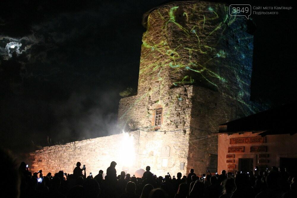 У Кам'янці-Подільському презентували грандіозне світлове 3D-шоу, фото-10