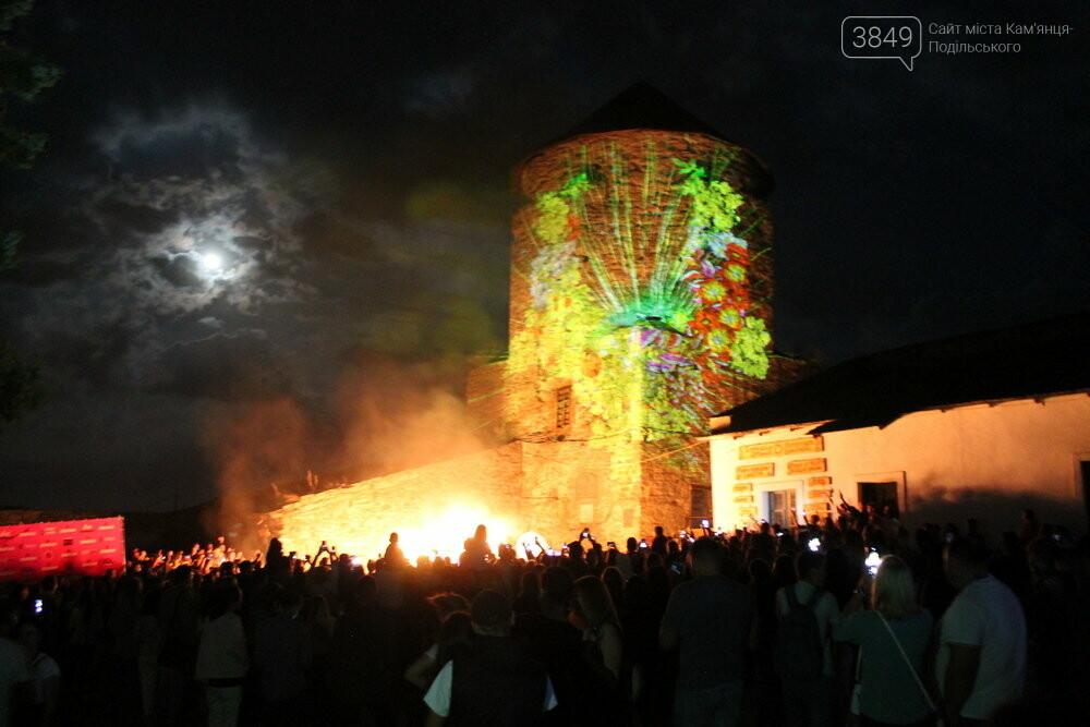 У Кам'янці-Подільському презентували грандіозне світлове 3D-шоу, фото-9