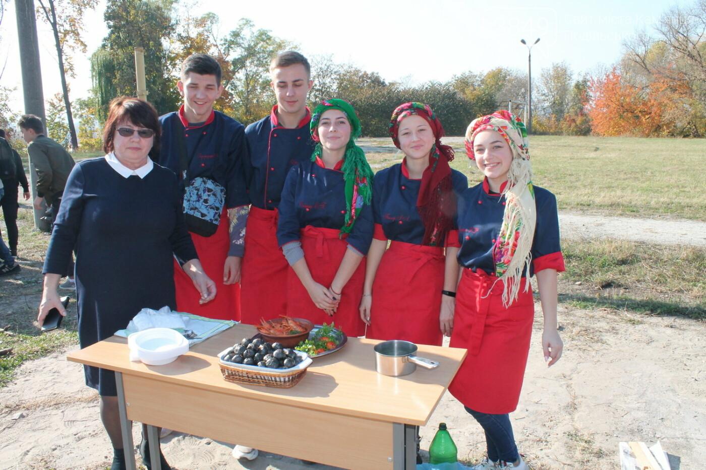 """""""Козацькі забави"""" у Кам'янець-Подільському коледжі харчової промисловості, фото-10"""