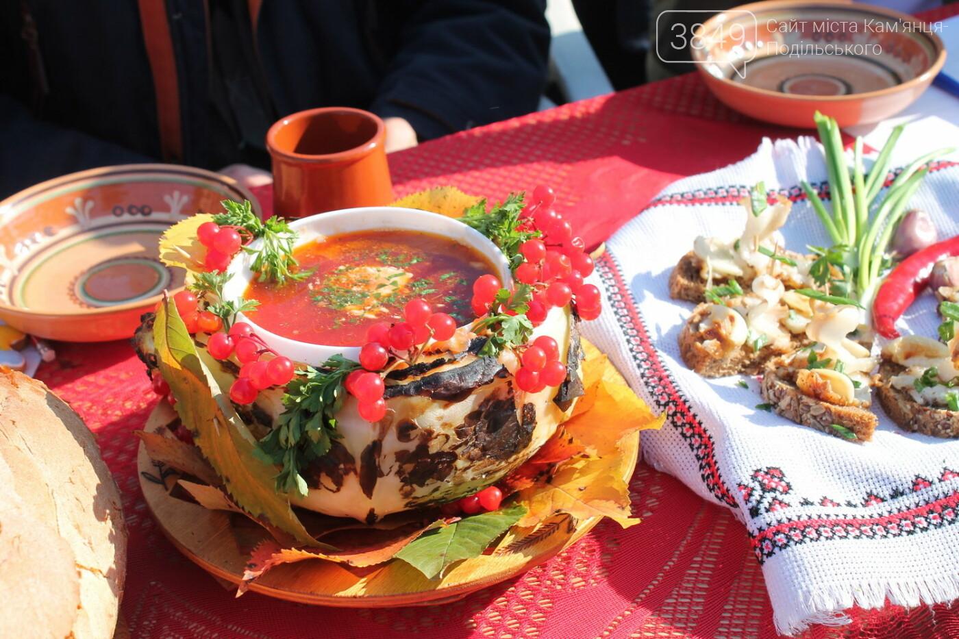 """""""Козацькі забави"""" у Кам'янець-Подільському коледжі харчової промисловості, фото-11"""