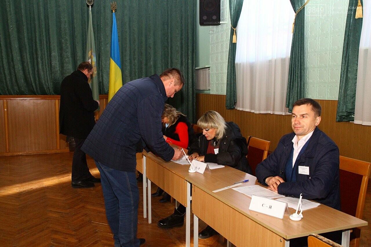 У Кам'янці-Подільському вперше відбулись вибори ректора за зміненою системою, фото-4, Фото: ПДАТУ