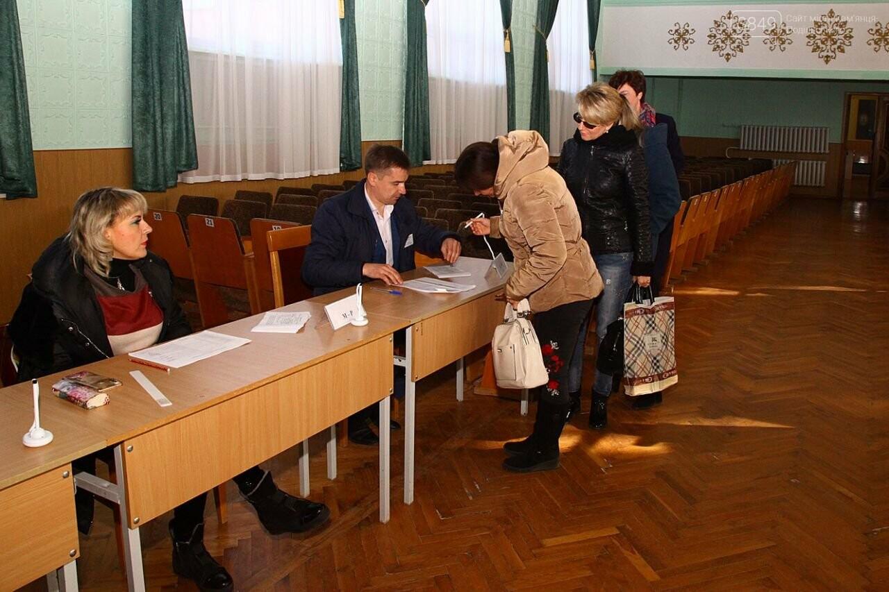 У Кам'янці-Подільському вперше відбулись вибори ректора за зміненою системою, фото-6, Фото: ПДАТУ