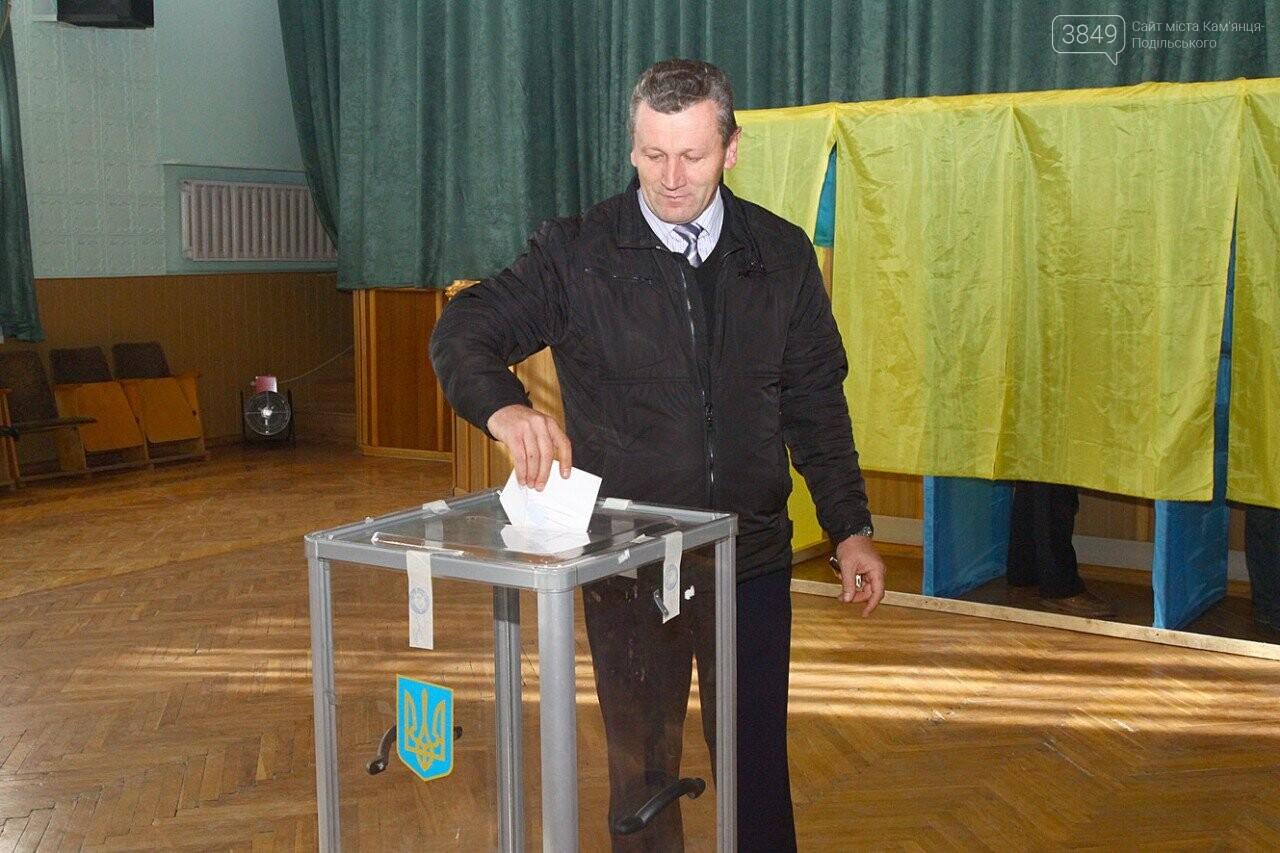 У Кам'янці-Подільському вперше відбулись вибори ректора за зміненою системою, фото-7, Фото: ПДАТУ