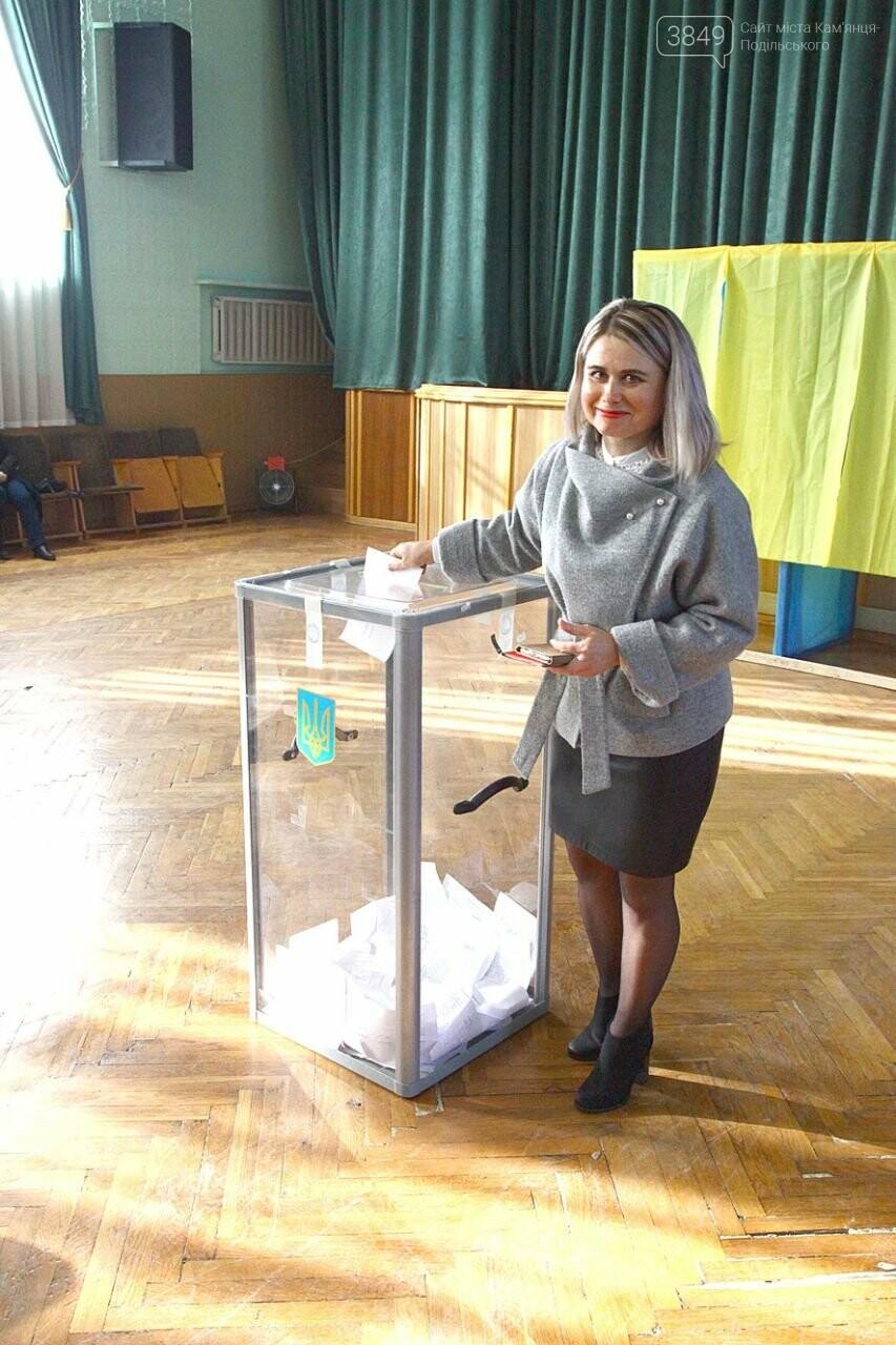 У Кам'янці-Подільському вперше відбулись вибори ректора за зміненою системою, фото-8, Фото: ПДАТУ