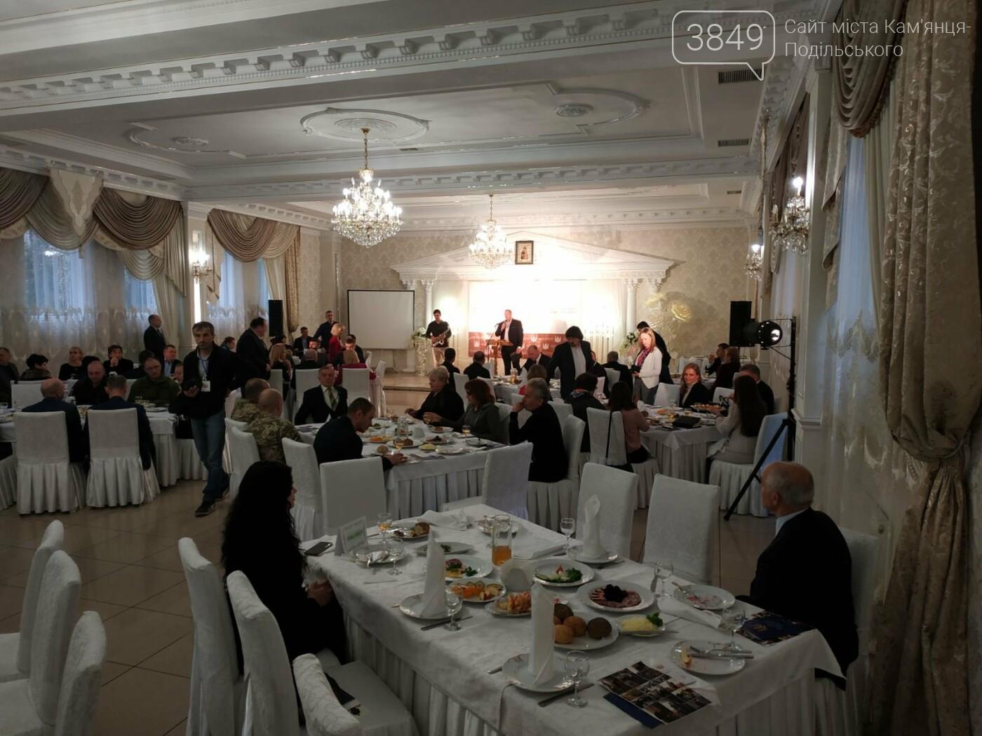Громадськість Кам'янця-Подільського об'єдналася під час спільної молитви, фото-6