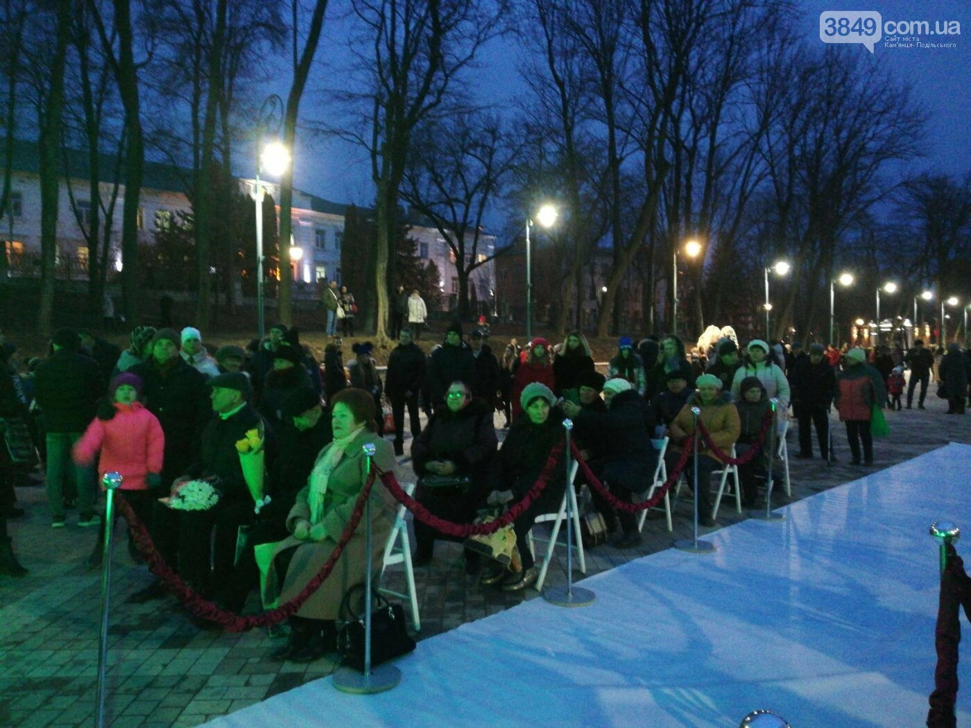 """У Кам'янці-Подільському провели церемонію одруження """"Золоте весілля"""", фото-8"""