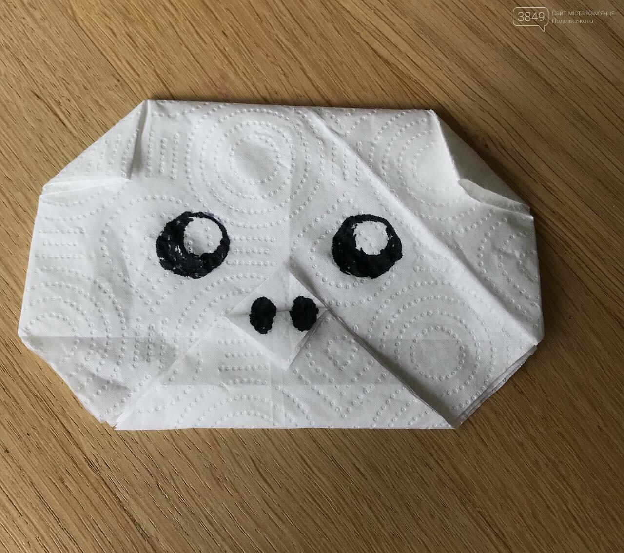 """ТОП-5 оригамі з туалетного паперу, якщо ви піддалися паніці та накупили його """"побільше"""", фото-9"""