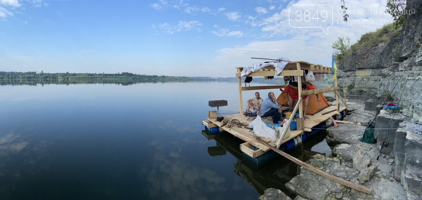 Круїзний лайнер по-кам'янецьки, фото-3, Фото: Сергій Сергієнко