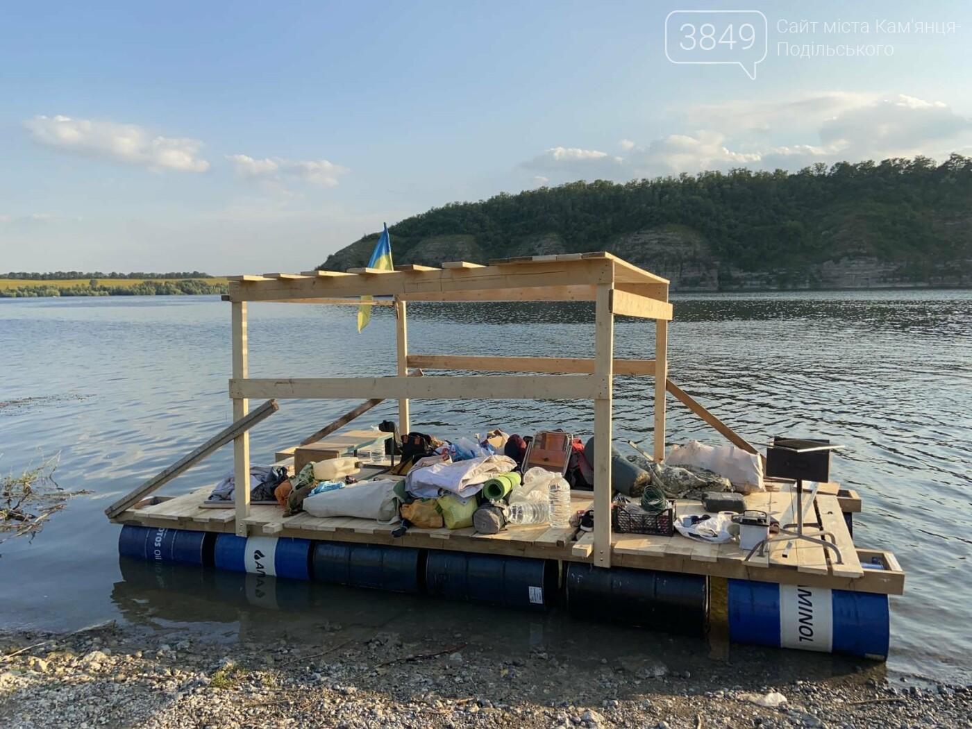 Круїзний лайнер по-кам'янецьки, фото-4, Фото: Сергій Сергієнко
