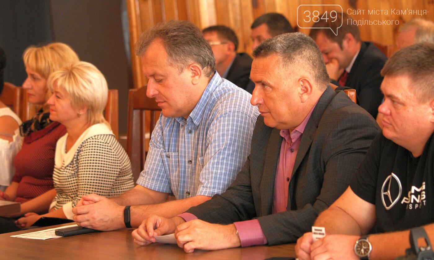 Свободівська Команда Михайла Посітка представила кам'янчанам кандидатів на посаду міського голови, депутатів в міську раду, фото-17