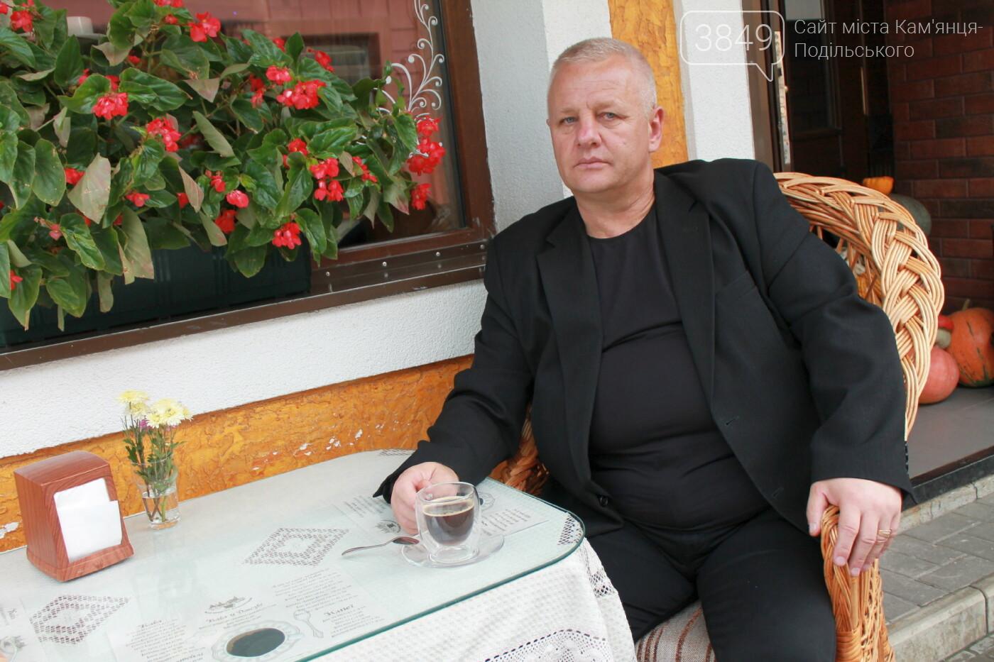 Олександр Борецький-Волошинський на шляху змін Кам'янця-Подільського, фото-1
